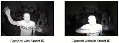 تکنولوژی Smart IR در دوربین مداربسته چیست؟