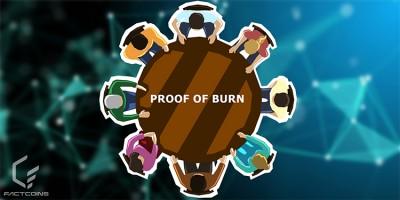 اثبات سوزاندن(POB) چیست؟