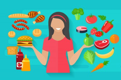 رژیم های غذایی لاغری و عوارض آن ها