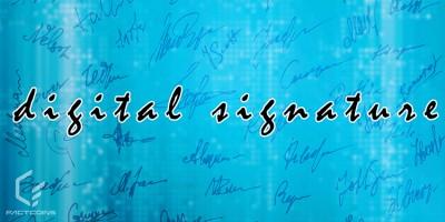 امضای دیجیتال (Digital Signature) چیست؟