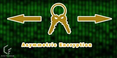 رمزنگاری نامتقارن چیست؟