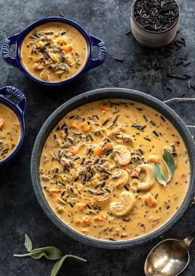 طرز تهیه پخت سوپ و آش برای ماه رمضان