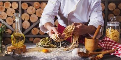 تاریخچه ی مختصر آشپزی