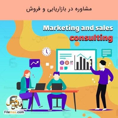 دانلود اسلایدهای پاورپوینت مشاوره در بازاریابی و فروش | مشاوره استراتژی بازاریابی