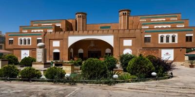 هتل صفائیه یزد، سنتی پنج ستاره