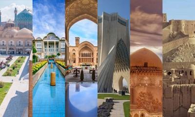 پایتخت امپراتوری از باشکوه ترین مکانهای باستانی جهان