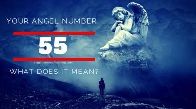 عدد فرشته 55