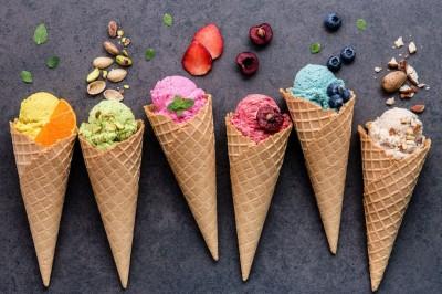 طرز تهیه انواع بستنی میوه ایی رژیمی