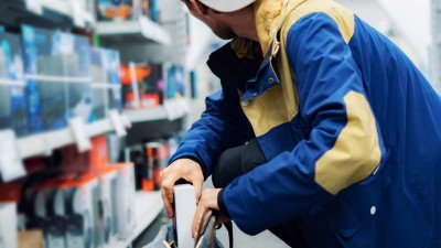 مراقبت و جلوگیری از دزدی فروشگاهی