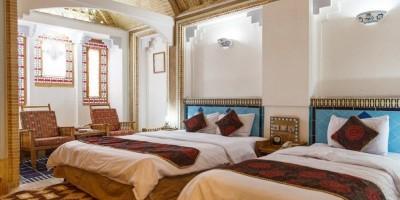 هتل های سنتی یزد در قلب کویر
