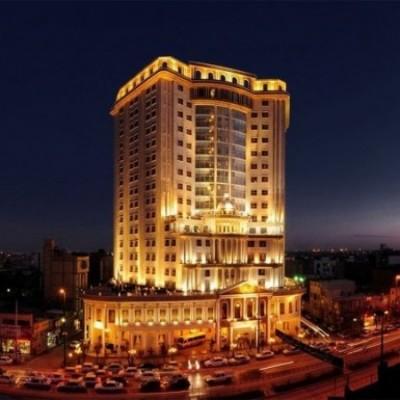 هتل قصر طلایی مشهد با معماری منحصر به فرد