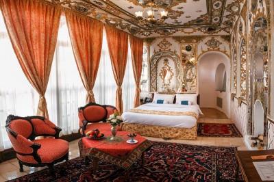 معرفی هتل سنتی قصر منشی اصفهان