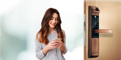 5 نکته مهم در خرید قفل هوشمند درب خانه