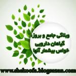 گیاهان دارویی،خواص گیاهان دارویی،درمان طبی با گیاهان دارویی